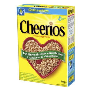 Cereal Coupon - Save $0.50 on Cheerios or Oatmeal Crisp