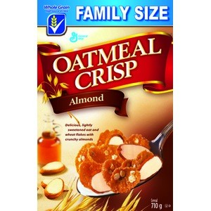 Oatmeal Crisp Cereal Coupon
