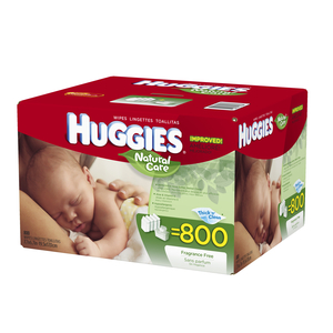 Huggies Coupon for Huggies Baby Wipes