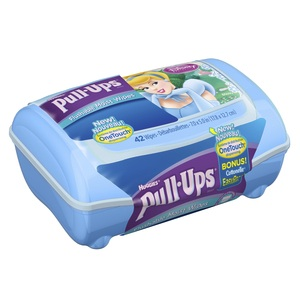 Huggies Pull-ups Flushable Wipes Coupon