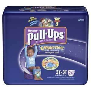 Huggies Coupon - Huggies Pull-ups Night*Time Training Pants