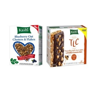 Kashi Cereal & Kashi Bars Checkout 51 Cash Rebate