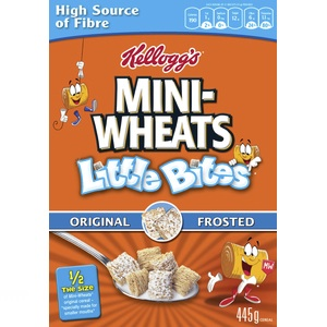 Kellogg's MIni Wheats Cereal Checkout 51 cash back