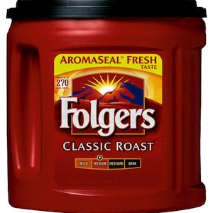 Folgers Coupon - Save $1.50 printable coupon