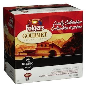 Printable Coupon Save on Folgers Gourmet Coffee