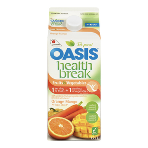 Oasis Health Break Coupon