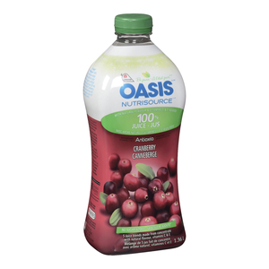 Oasis Coupon - Save on Oasis NutriSource drinks Canada