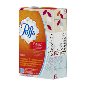 Puffs coupon - Save Puffs Facial Tissue