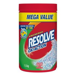 Resolve Coupon - Save on Resolve In-Wash Stain Remover