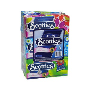 Scotties Facial Tissue Checkout 51 Cash Rebate