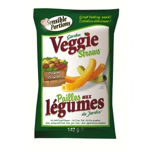 Sensible Portion Veggie Straws Checkout 51