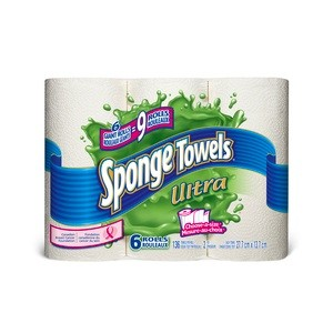 SpongeTowels Paper Towel Checkout 51 Cash Back