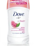 Dove Antiperspirant Deodorant Coupon Free Sample