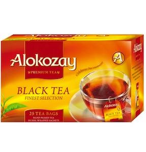 Alokozay Coupon Save on any Alokozay Premium Tea