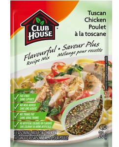 Clubhouse Recipe Mix Coupon App Save money