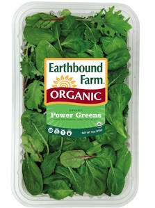 Earthbound farm organic salads save money groceries
