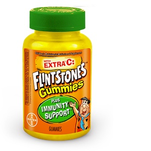 Flinstones Multi-Vitamin Coupon - Save on Flinstones Gummy vitamins