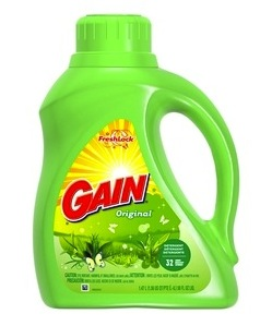 Gain Coupon Save on Gain Laundry