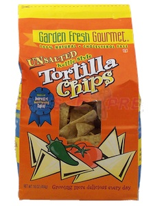 Garden Fresh Gourmet Tortilla chips Canada checkout 51
