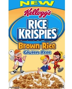 Kelloggs Cereal Coupon - Save on Kelloggs Rice Krispies Cereal