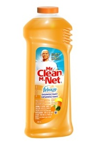 coupons mr clean products