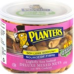 Planters Lightly Sea Salted Deluxe Mixed Nuts Save Money