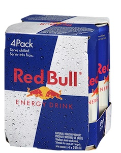 Red Bull Energy Drink Save Money
