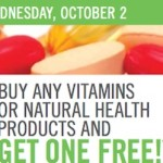 Shoppers Drugmart BOGO Vitamins Oct 2, 2013