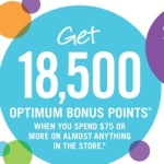 Shoppers Drugmart Optimum Bonus Points 18,500 Oct 2-3, 2013