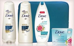 WagJag Dove Beautiful Gift Set Oct 7, 2013