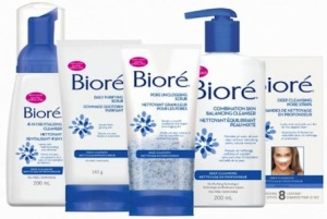 Biore Coupon Save $2 on Skin Care