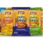 Lays Coupon - Save $1 on Lays Oven Baked Chips
