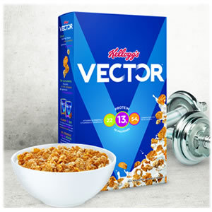 Vector Coupon - Save $1 on Vector Cereal and Bars