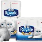 Royale Coupon - Save $1 on Bathroom Tissue