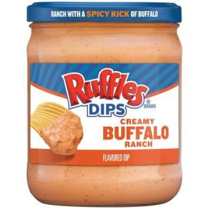 Ruffles Coupon - Save $1 on ruffles dip