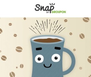Groupon Snap - save money on groceries 2015