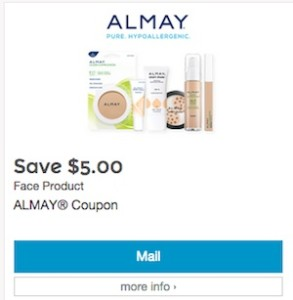 Almay Coupon 2015 - Save $5 on Almay