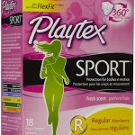 Playtex Coupon - Save $2 on Playtex Sport Pads