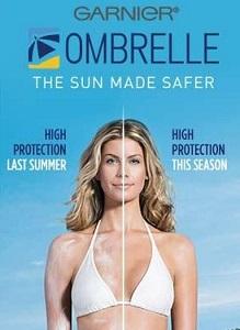 OMbrelle Sunscreen Save Money