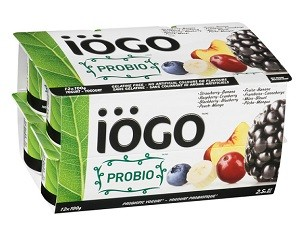 Iogo Coupon - Save $1 on Iogo Probio Yogurt